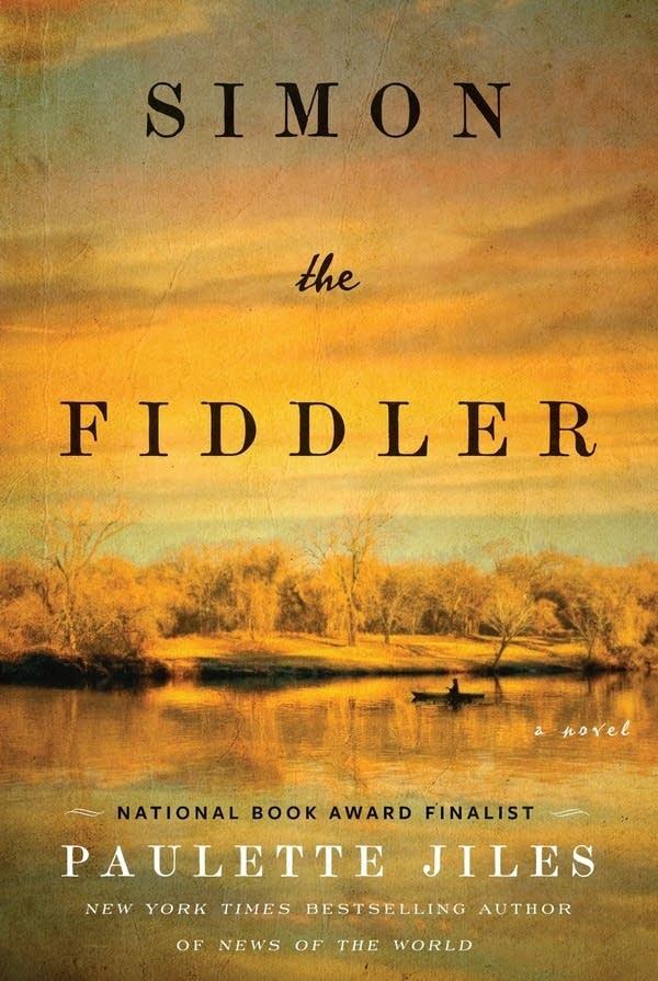 'Simon the Fiddler' by Paulette Jiles