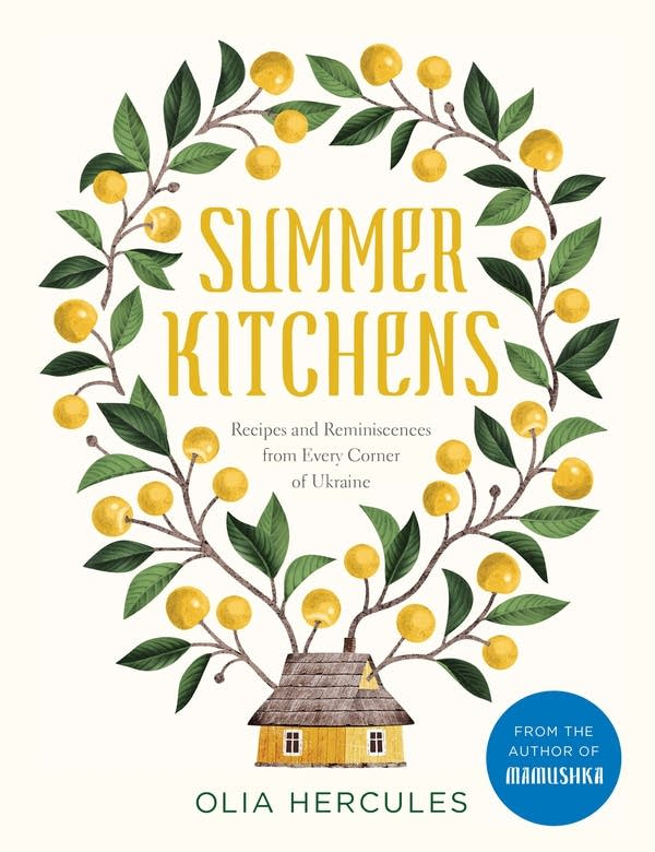 Summer Kitchens Book Cover