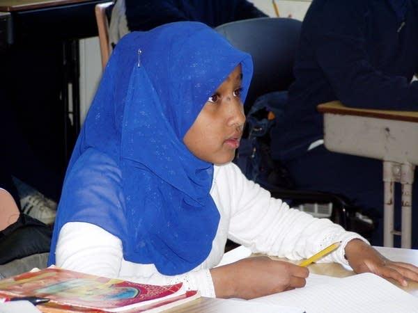 Arabic student