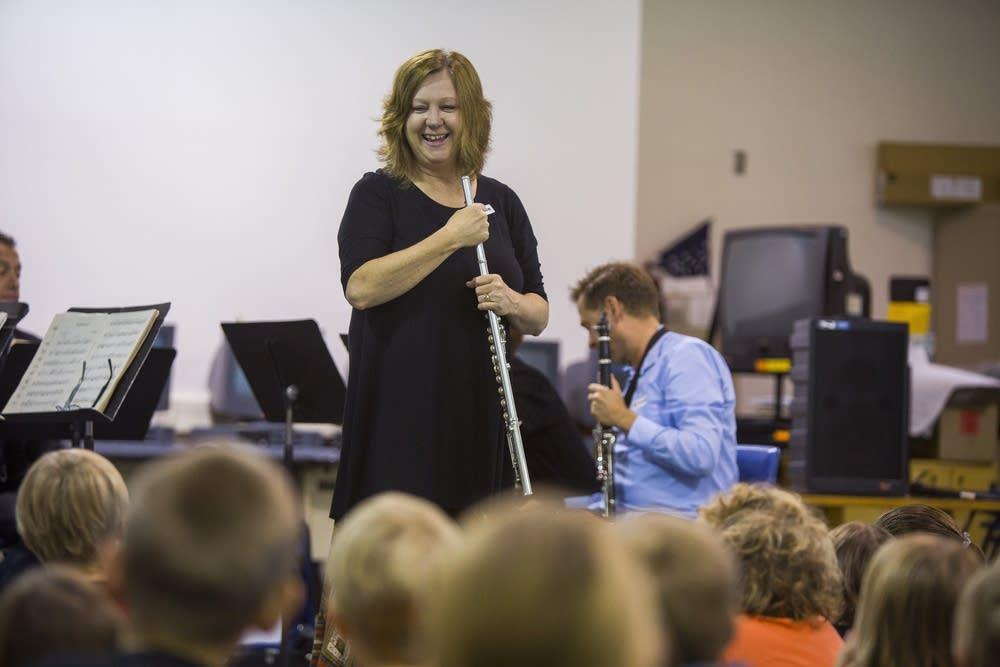 deb flute