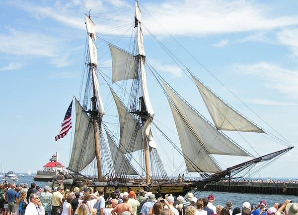 Tall ships return to Duluth for Festival of Sail