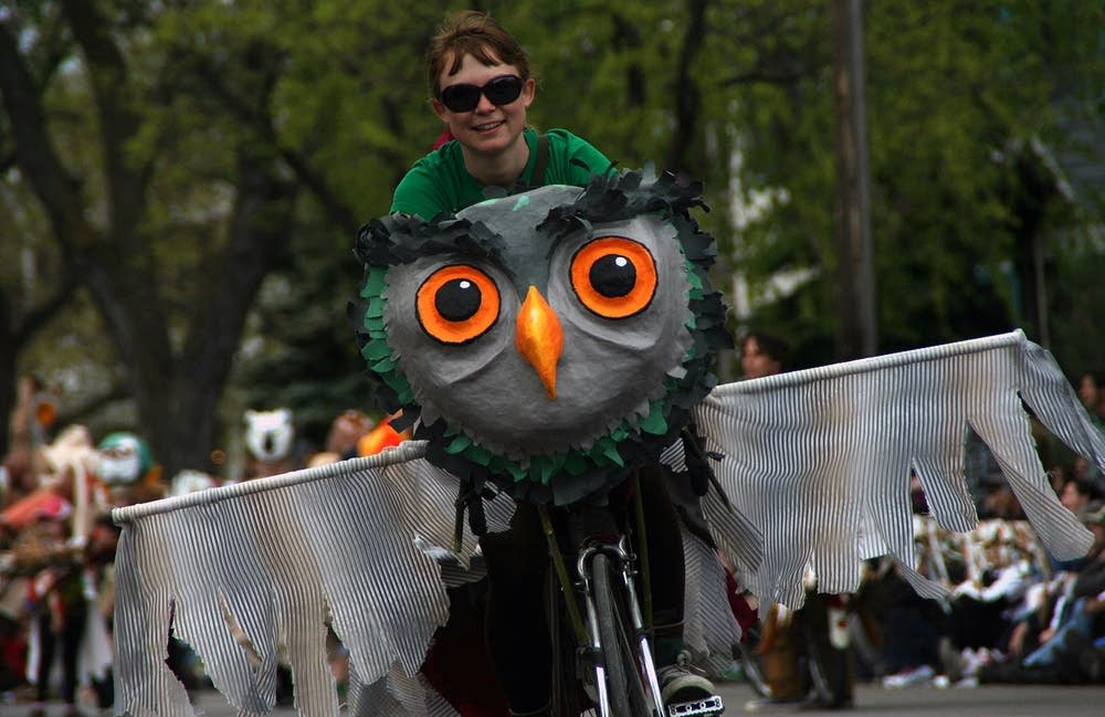 May Day Parade 2010