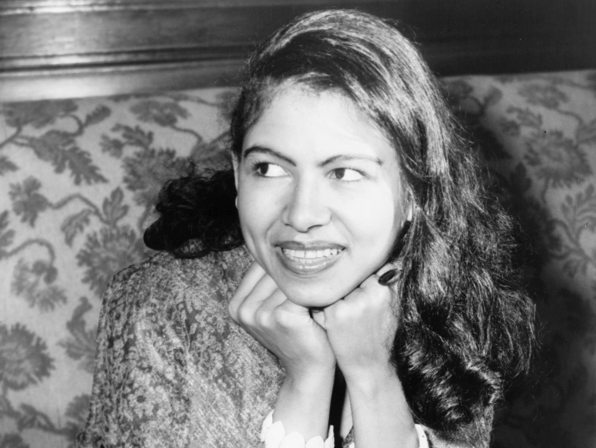 Philippa Schuyler, composer and pianist