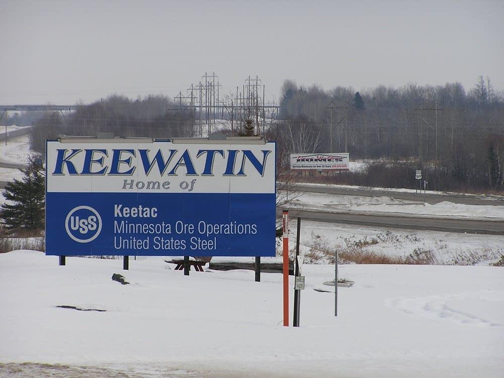 Welcome to Keewatin