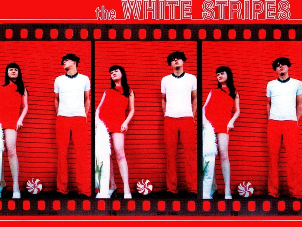 The White Stripes' 1999 self-titled debut album