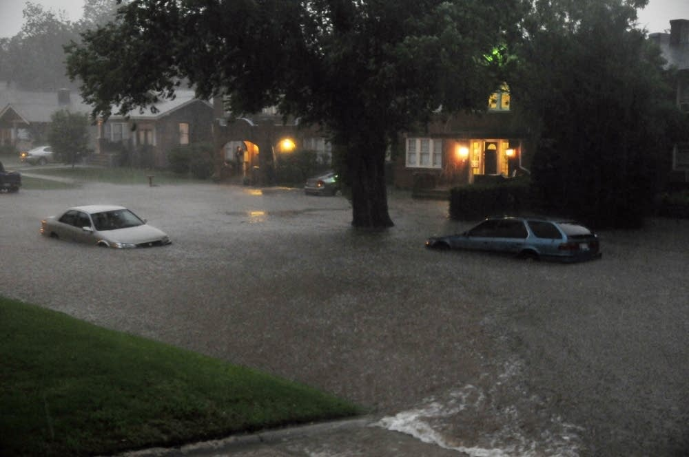 Oklahoma City flooding