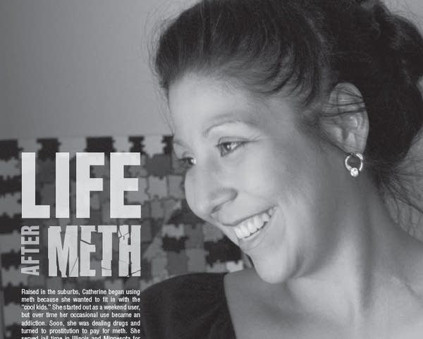 New anti-meth ads sell hope | MPR News
