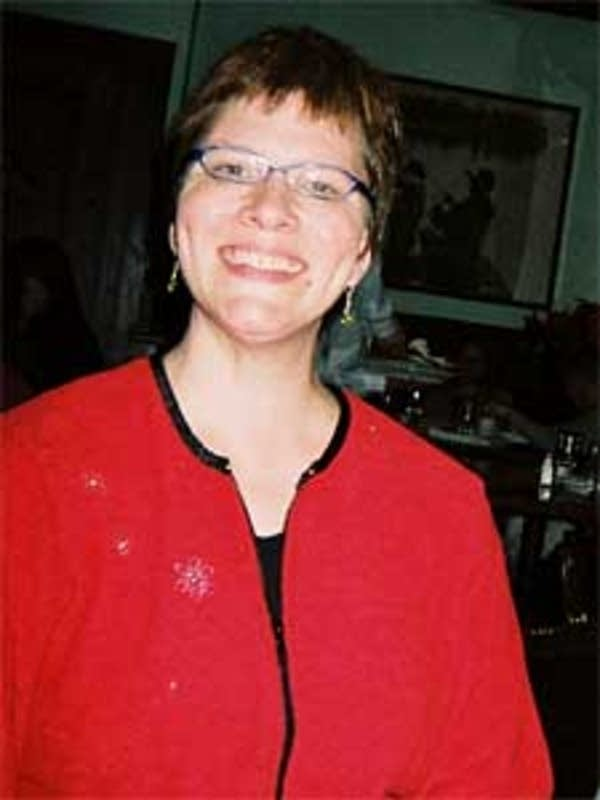 Mental health advocate Barbara Harrison
