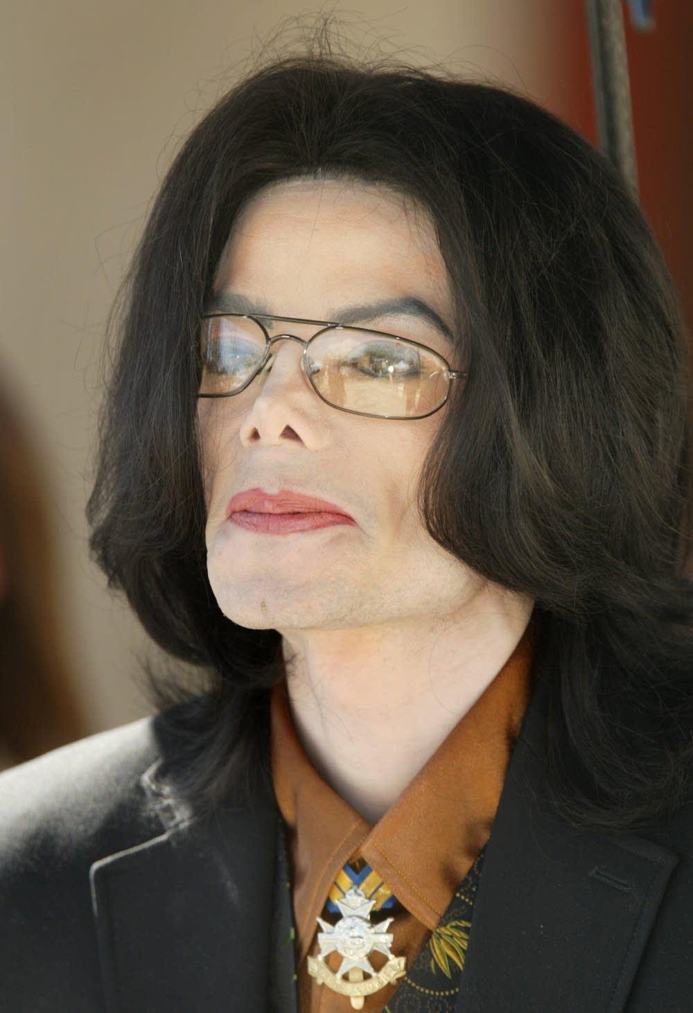 When Michael Jackson died 1