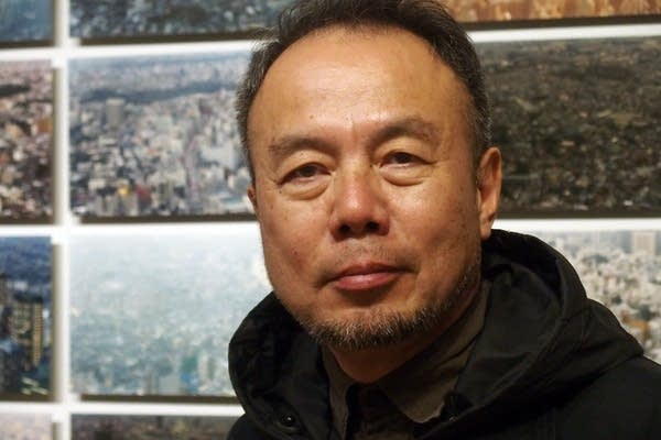 Japanese photographer Naoya Hatakeyama in the MIA galleries