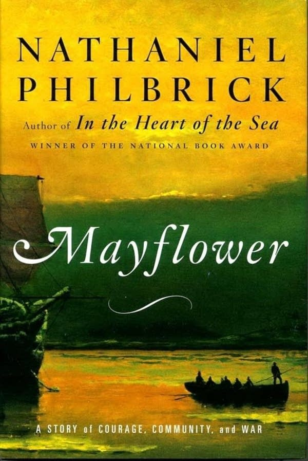 'Mayflower' by Nathaniel Philbrick