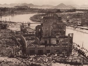 Hiroshima, Japan, September 1945