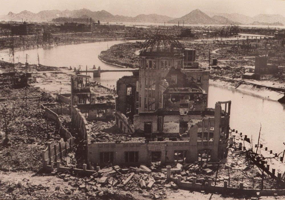 Hiroshima, Japan, September 1945