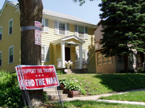 Norm Coleman's house
