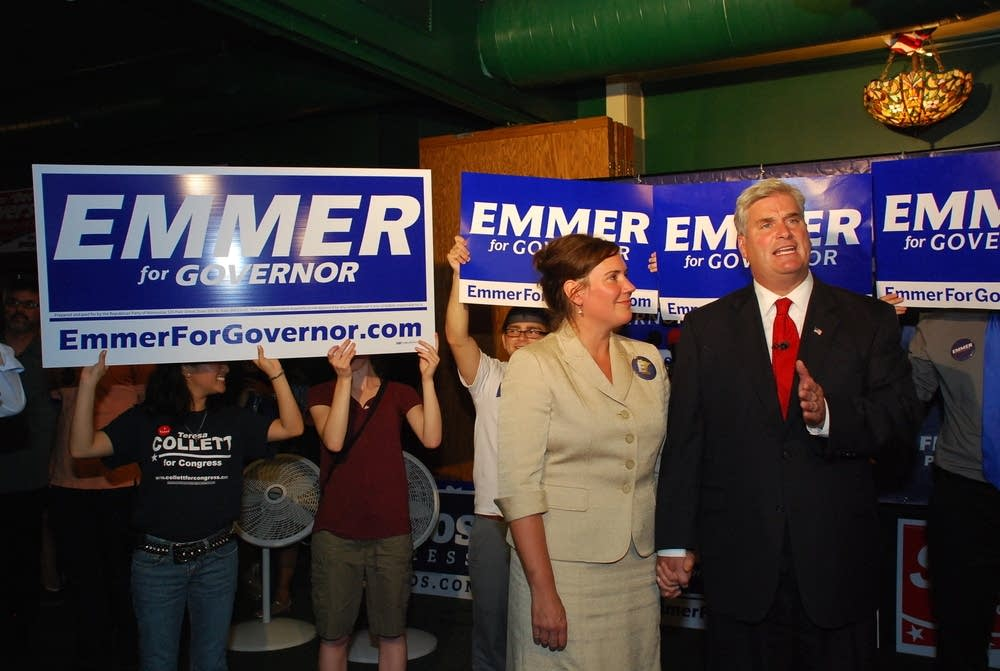 Tom Emmer wins