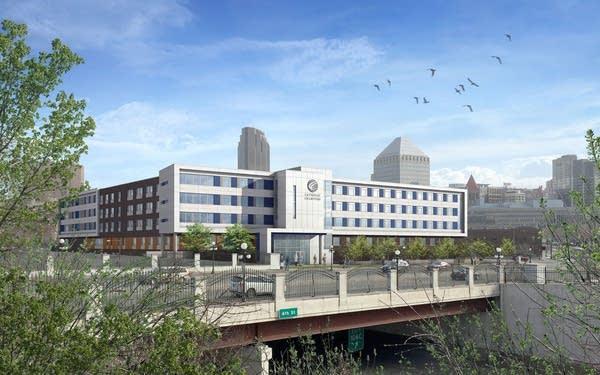New Dorothy Day Center facility