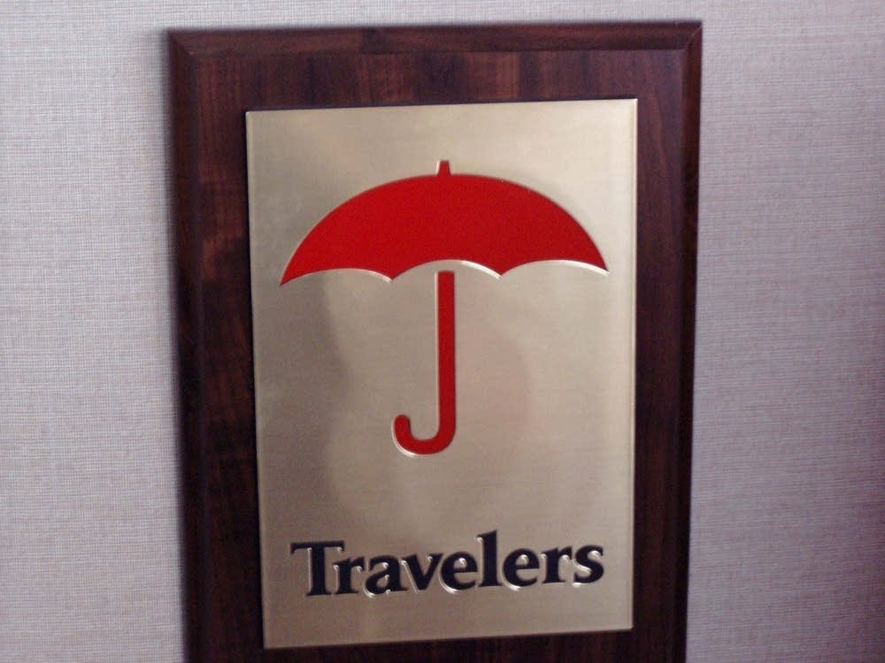 The Travelers' umbrella