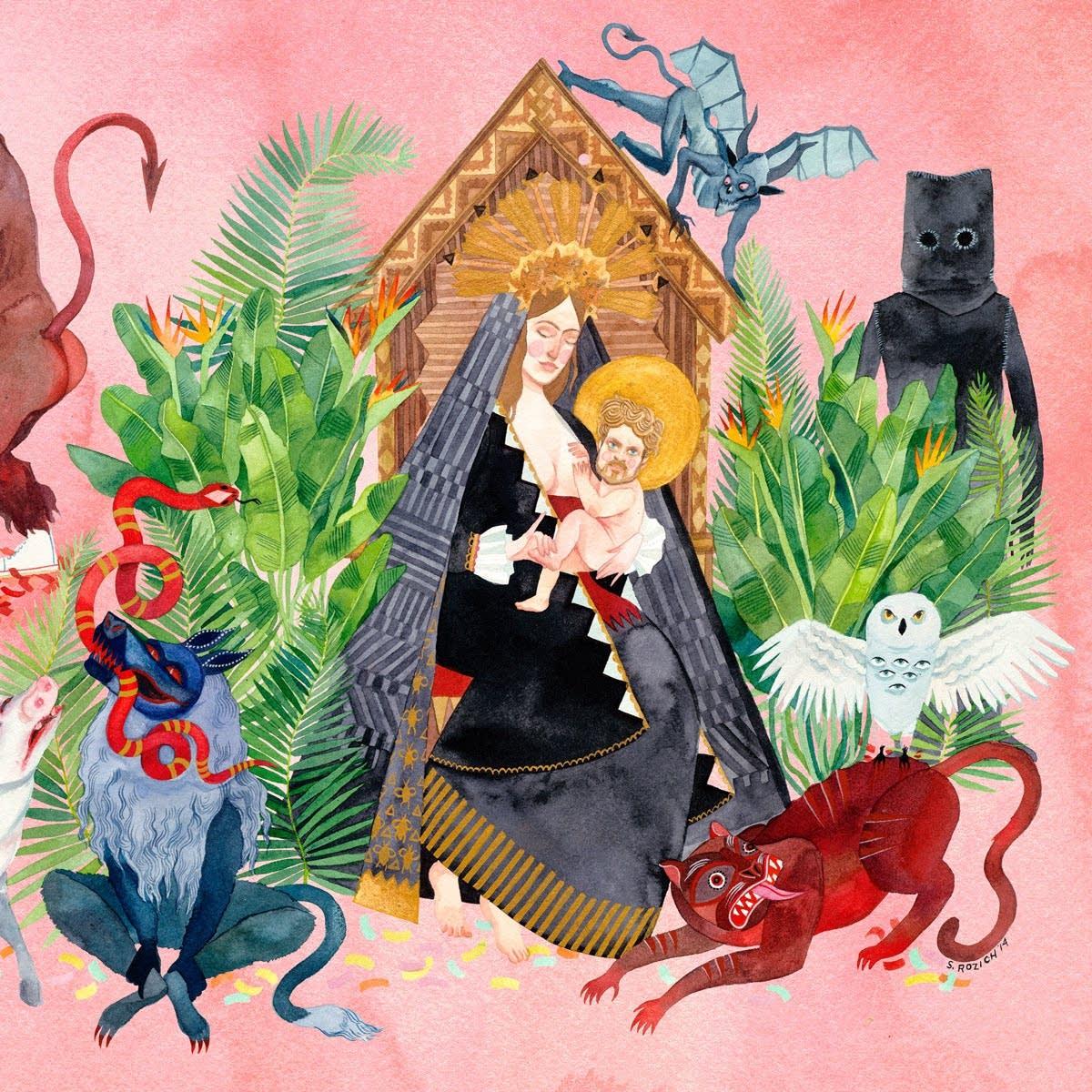 Father John Misty, 'I Love You, Honeybear'