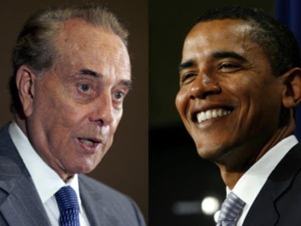 Dole and Obama