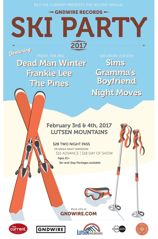GNDWIRE Ski Party