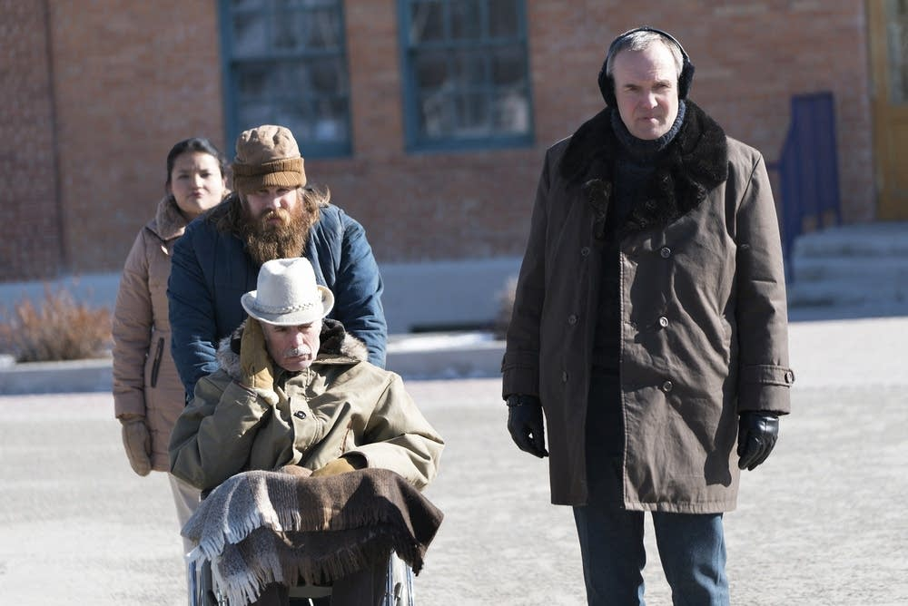 The Gerhardt contingent in 'Fargo'