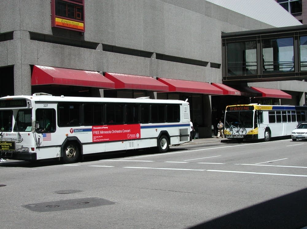 Metro Transit To Reroute Buses During Rnc The Current