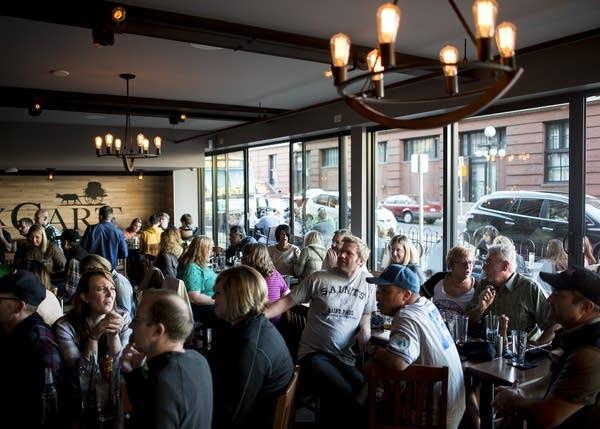 St  Paul Saints energized city, businesses and civic leaders