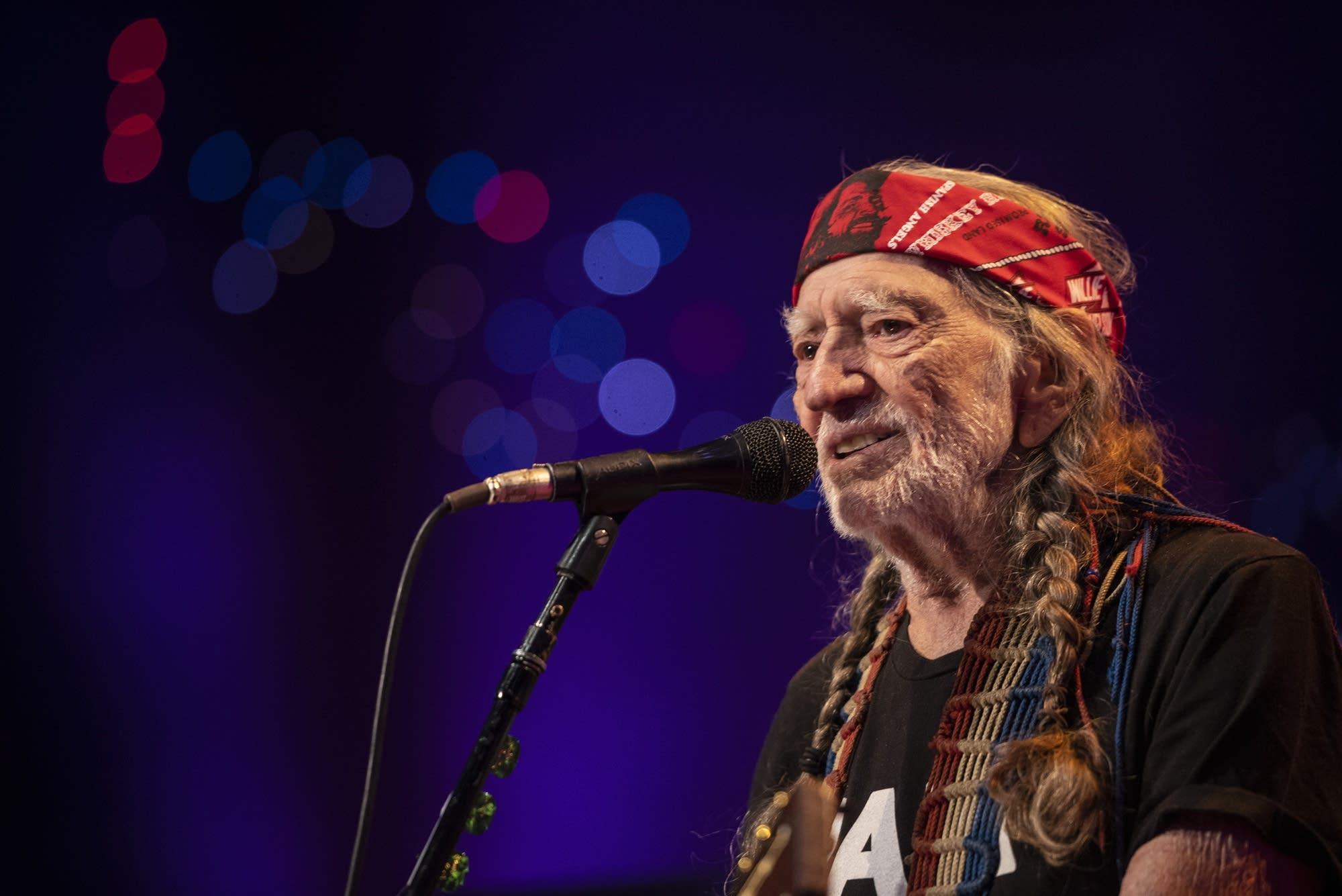 Willie Nelson on 'Austin City Limits' on PBS