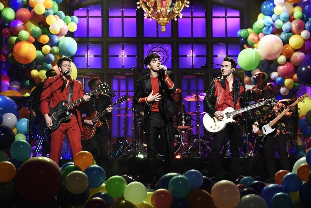 The Jonas Brothers on 'Saturday Night Live'