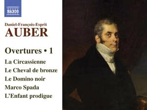 Daniel-Francois Auber - La fiancee: Overture