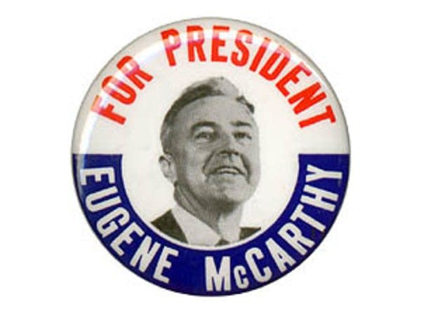 McCarthy button