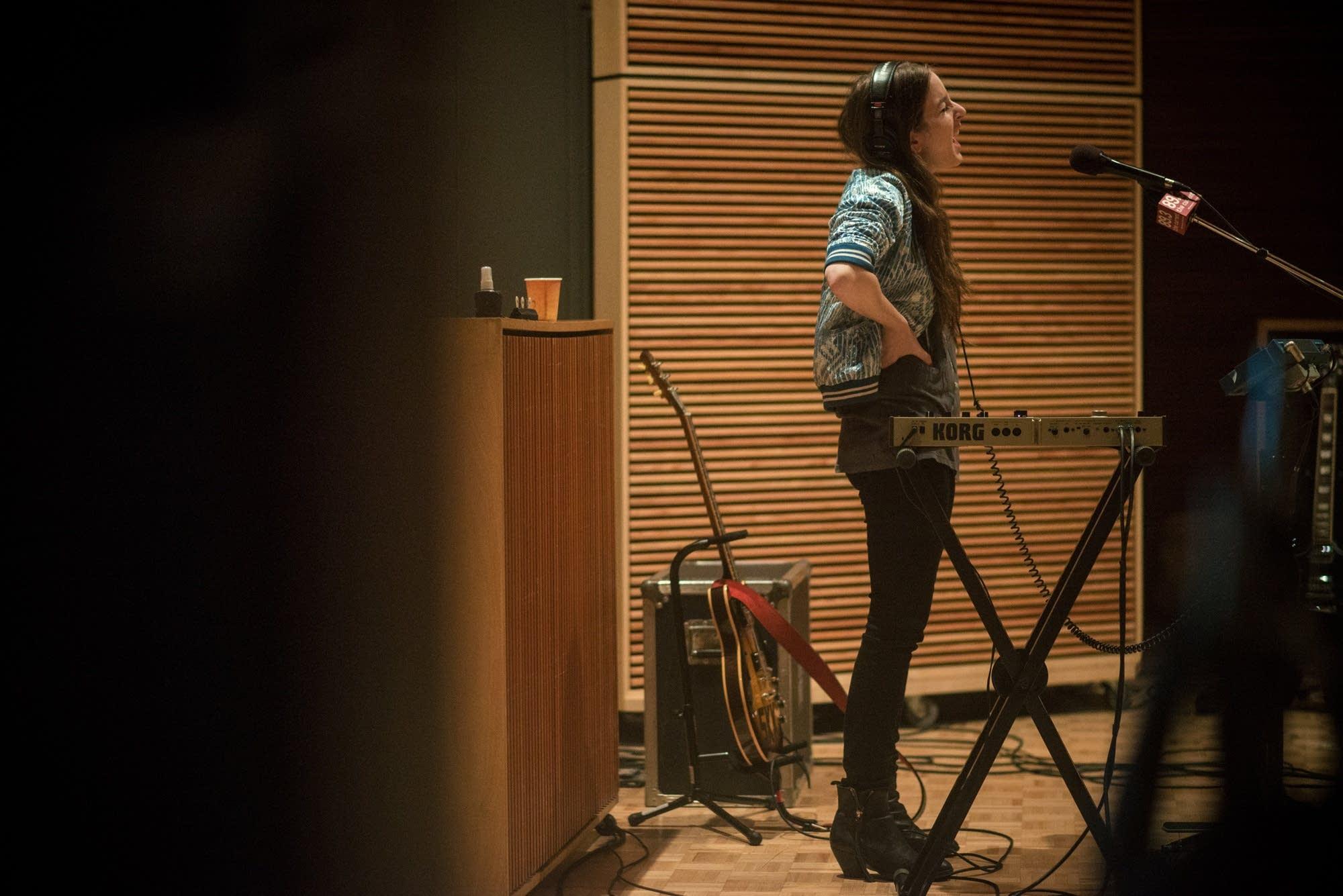 haim in studio 3
