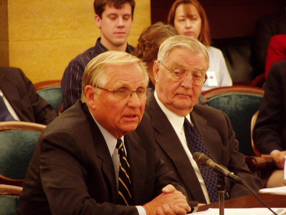 Carlson and Mondale