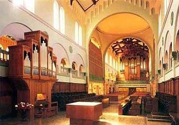 1998 Ott organ at Mount Angel Abbey, Saint Benedict, Oregon