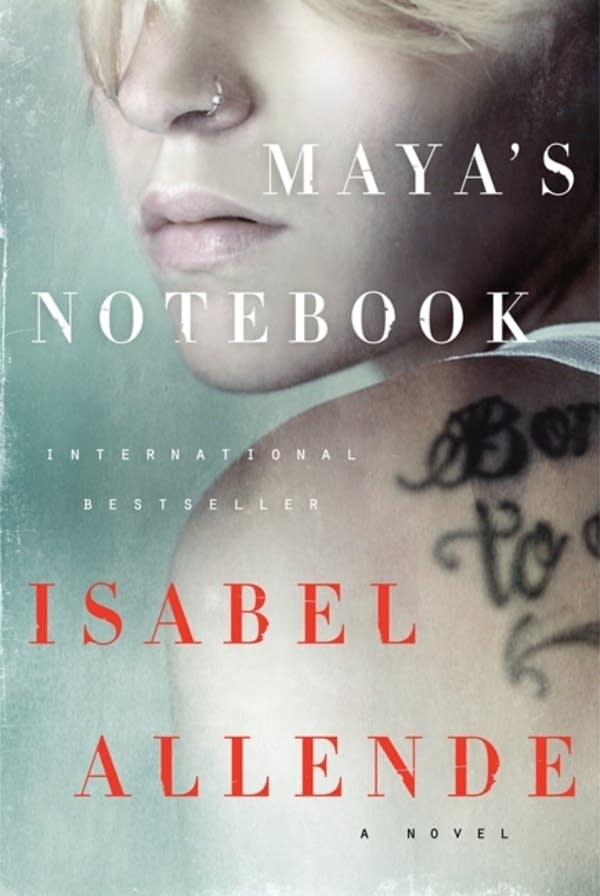 Cover of 'Maya's Notebook'