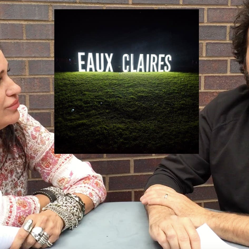 Mary Lucia and Brian Oake speculate on the Eaux Claires lineup