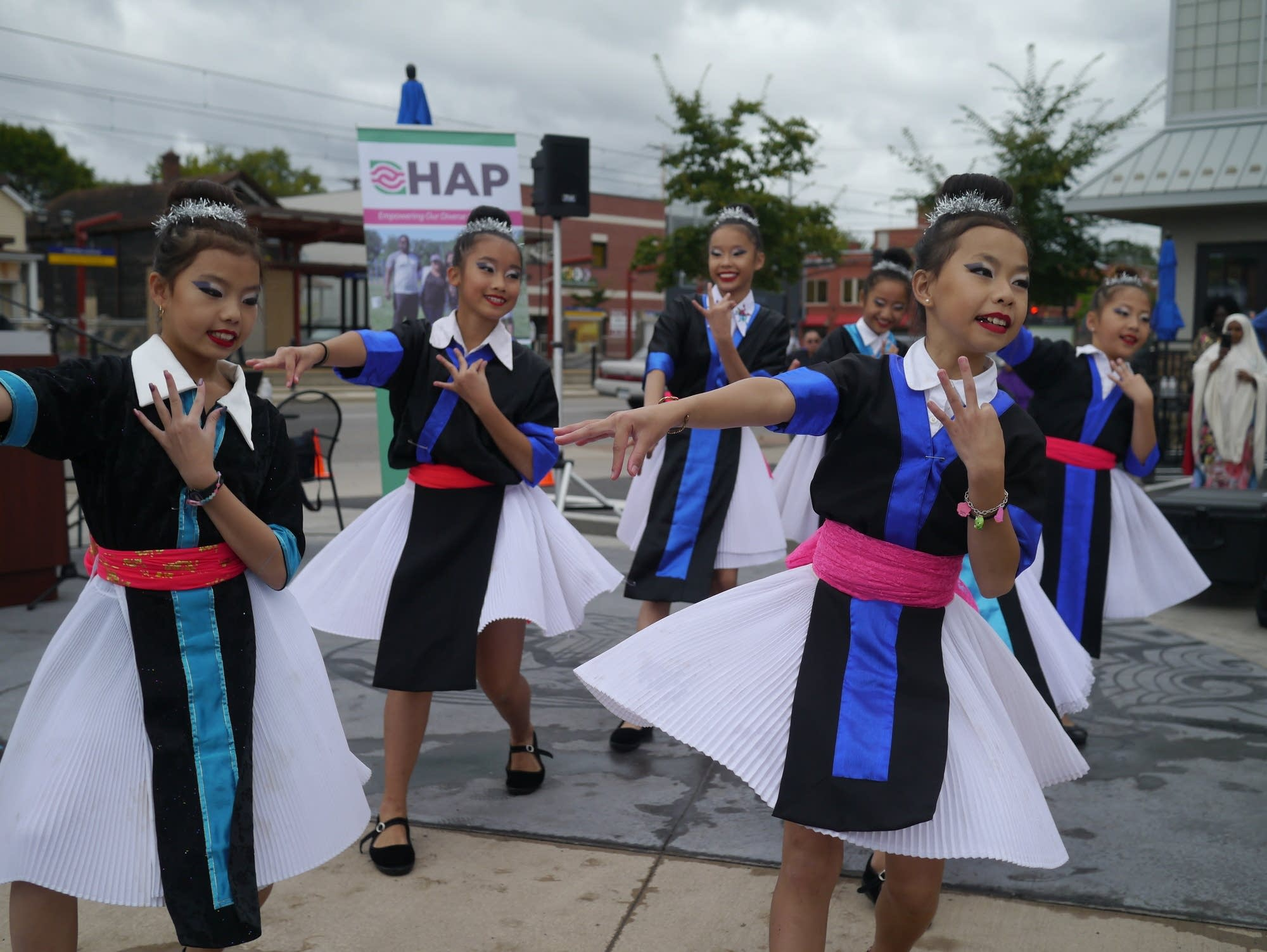 Little Mekong Plaza opening
