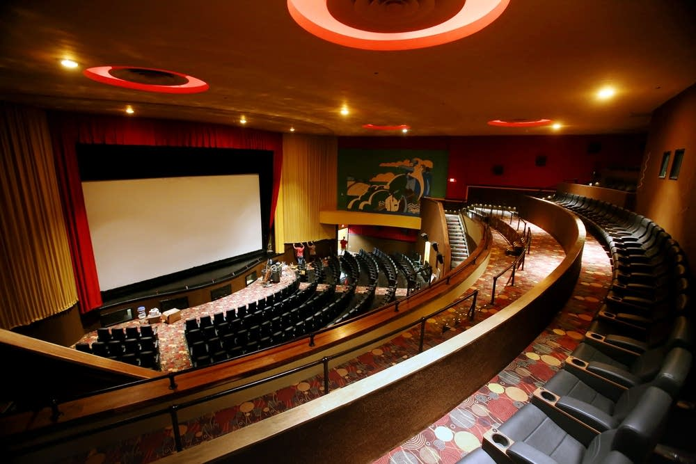 Uptown Theater remodel