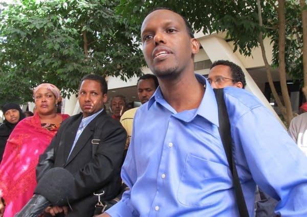 Abdi Mohammed Warfa