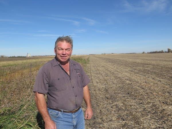Joel Minett opposes the state buffer law.