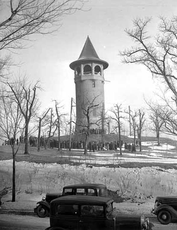 Witch's Hat in 1935