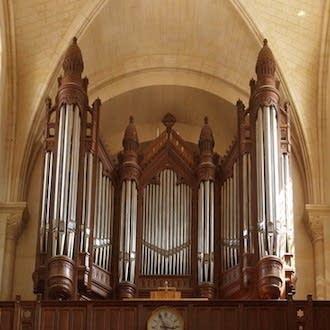 1877 Cavaillé-Coll/Church of St. Clodoal, St. Cloud, France