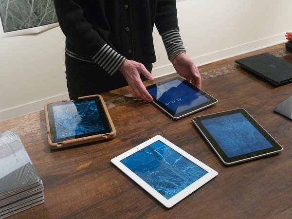 Verburg's iPads