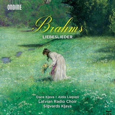 Ae5649 20170616 johannes brahms liebeslieder waltzes the little pretty bird