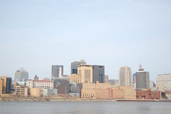 St. Paul skyline