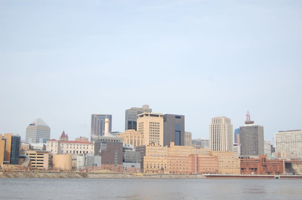 St. Paul skyline