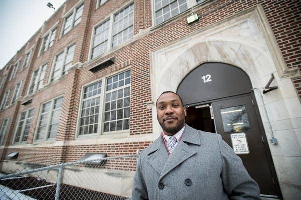 Yusuf Abdullah, principal of Patrick Henry High
