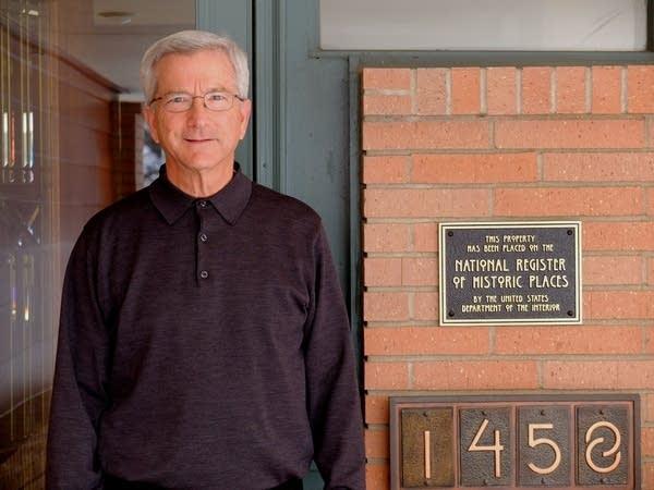 Fargo resident John Stern.