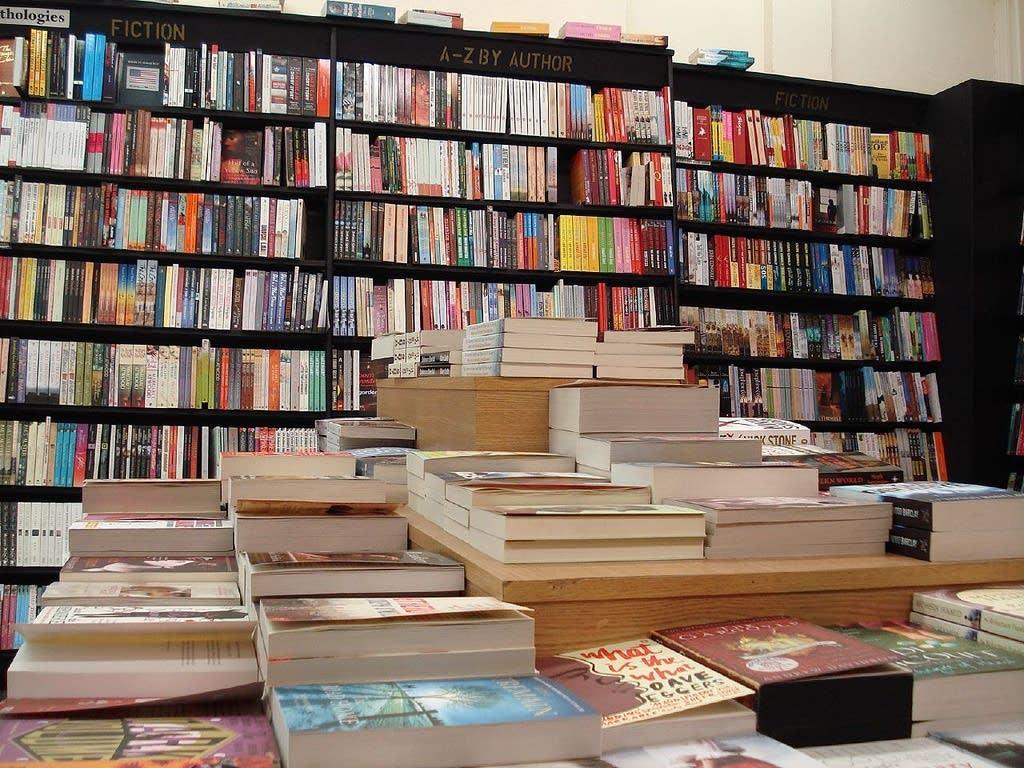 Inside Muswell Hill Bookshop