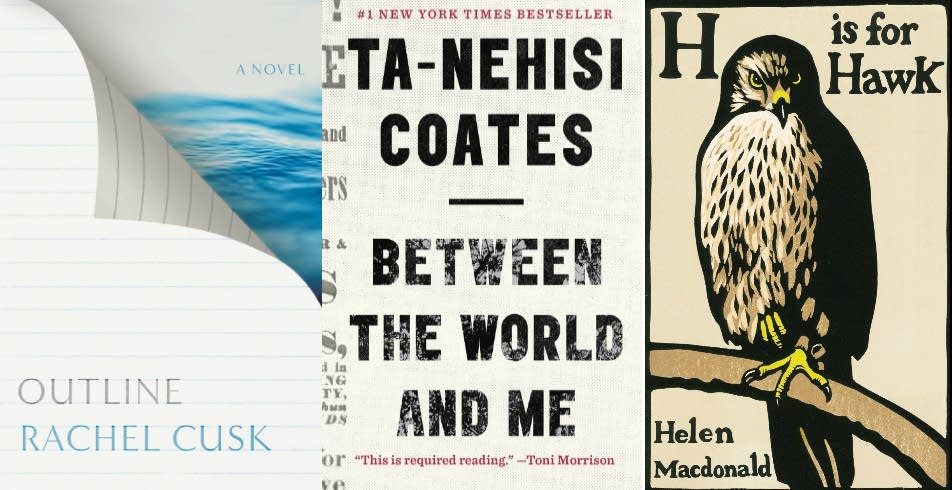 Some of The New York Times 'Best Books of 2015'
